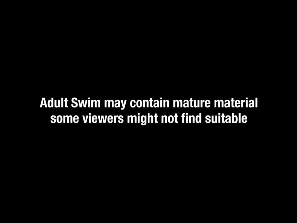 Adult Swim - Cartoon Network