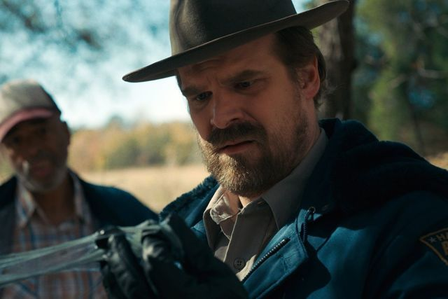 Stranger Things Cast Jim Hopper